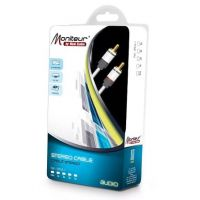Real Cable 2RCA-1/2m